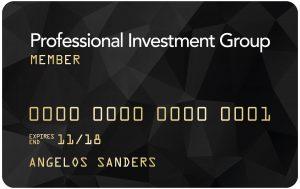 PIG Membership Card